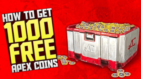 How to get free Apex coins?